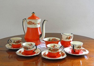 Wedgewood Coffee Set - Wedding Present