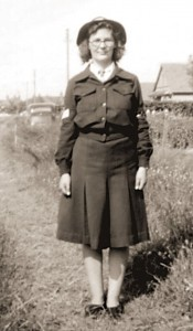 Jean, Girls' Life Brigade uniform