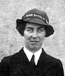 Phoebe Kirk, Wren at HMS Royal Arthur